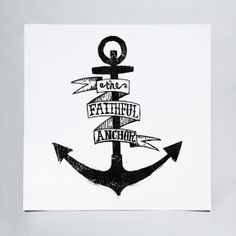 Matthew Taylor Wilson - Anchor - Print