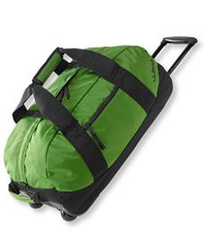 #LLBean: Rolling Adventure Duffle, Medium