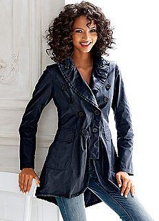 Linea Tesini Short Coat