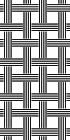 Vector Serigrafia Vector grid patterns - black and white pattern background collection (EPS + . Textile Pattern Design, Geometric Pattern Design, Textile Patterns, Geometric Art, Pattern Art, Print Patterns, Motif Design, Border Design, Design Design
