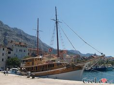 Jachty i statki w Chorwacji || Yachts and boats in Croatia || #Łodzie #Yachts #Croatia #Chorwacja #Hrvtaska || http://CroLove.pl/jachty-i-statki-w-Chorwacji-cz-1