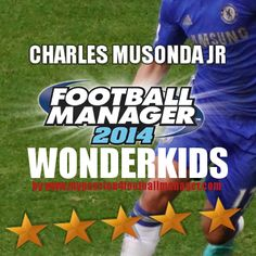 We have previously discussed the Potential Football Manager 2014 Wonderkids and emerging talents - today we look closer on some of the next #FM14 wonderkids. First up is Charles Musonda Junior ->  http://www.mypassion4footballmanager.com/2013/09/charles-musonda-next-fm14-wonderkids.html