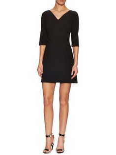 Wool Fit And Flare Dress from Chic Sophisticate: Elevated Looks on Gilt