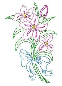 10 Colorwork & Redwork Designs * Sizes: All Colorwork in only * All Redwork in & Diy Embroidery Designs, Floral Embroidery Patterns, Paper Embroidery, Embroidery Fonts, Vintage Embroidery, Embroidered Flowers, Embroidery Applique, Hawaiian Quilt Patterns, Mini Quilt Patterns