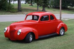 My Very Own Hot Rod...1940 Ford...  Ford By Birth Chevy By Choice!
