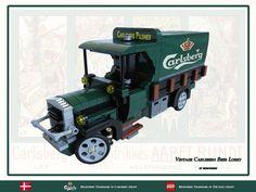 LEGO Vintage Beer Lorry