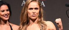 Ronda Rousey: The Undefeated UFC Champion Takes on Mental Health