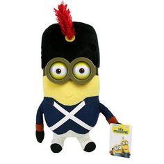 Minions Knuffel Bob - Schot (28cm) #minion #minions #kevin #bob #pluche #speelgoed #knuffel #minionsartikelen