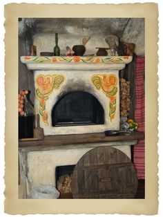 Ukraine, Folk Art, Home Decor, Decoration Home, Popular Art, Room Decor, Home Interior Design, Home Decoration, Interior Design