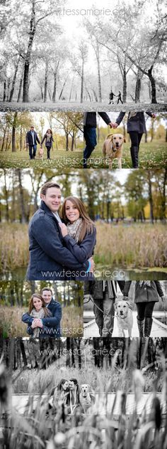Fall Engagement Photos Calgary Wedding Photographer www.tessamarie.ca