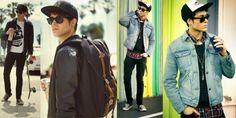 estilo streetwear masculino - Pesquisa Google