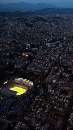 Barcelona! (Camp Nou)