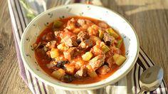 Carne di manzo alla messicana recipe in multicooker   REDMOND