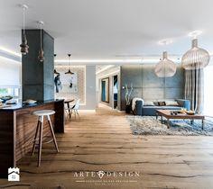 Salon, styl nowoczesny - zdjęcie od Arte Dizain