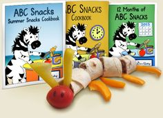 ABC Snacks Summer Snacks Cookbook by: All About Reading Summer is here, but learning doesn't have to take a break!  Get your FREE cookbook today and have fun teaching your preschoolers this summer! http://campaign.r20.constantcontact.com/render?ca=5ecf675a-de7d-4841-8b7e-76156c114f33&c=851c8260-1aad-11e4-9367-d4ae528e486a&ch=8522eb00-1aad-11e4-9367-d4ae528e486a