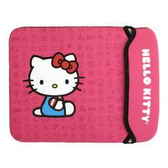 """Sakar Hello Kitty 12"""" Netbook Sleeve for $4.95 (reg. 24.99$)"""
