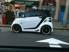 smart car | Custom Smart Car | ASOTC: As Seen on the Commute
