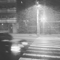 Вышел на улицу а там - снежная буря. Представляю как хороши сейчас переулки Гиона и цветущий абрикосовый сад храма Китано... #последнийденьзимы  #февраль #зима #снег #Киото  #Япония  #сегодня #дневник
