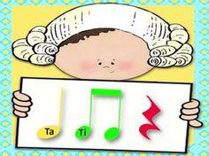 Read and Play The Rhythms: ta ti ti - YouTube
