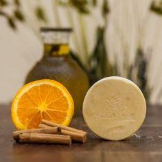 Χειροποίητο Σαπούνι Ελαιολάδου με άρωμα πορτοκάλι και κανέλα! Orange, Fruit, Food, Meals