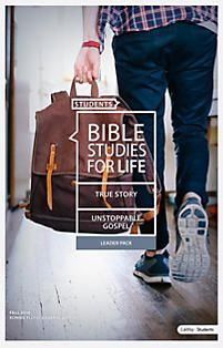 Bible Studies for Life: Students Leader Pack - Fall 2016