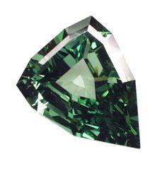 The Esperanza Verde is one exceptional 6.82 carat green diamond.