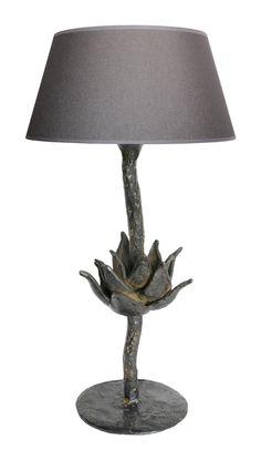 Lampe Artichault - Bronze
