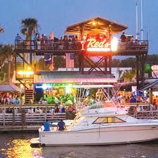 Red's Icehouse on Shem Creek! Mt. Pleasant SC