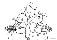 max ruby quote coloring pages