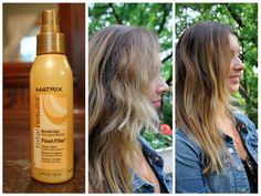 Day 154: Flash Filler by Matrix #HairProductReview #Matrix #FlashFiller