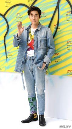 Japan Fashion, Kpop Fashion, Womens Fashion, Exo 2014, Kim Joon Myeon, Boy Idols, Suho Exo, Handsome, Celebrities