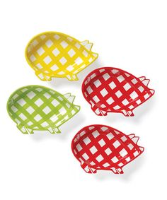 Take A Look At This Gingham Barbecue Pig Dip Bowl Set By Clay Art On #. Pig  KitchenKitchen ItemsKitchen UtensilsKitchen ...