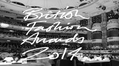 British Fashion Awards Nominees 2014