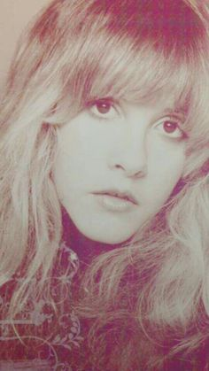 Stevie Nicks, early years