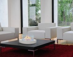 Fancy - Lexington Tabletop Fireplace by Anywhere Fireplace