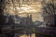 The world through my eyes: L'ill, Strasbourg