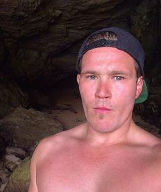 Today i found my self in a cave. It was 19 degrees and cloudy i still got sunburnt haha! it may not look like it but i am the happiest ive been in a long time. I am stoked to be smiling a lot more. Rare selfie!! #love #surf #beach #surfing #fishing #peak #corona #australia #melbourne #lorne #piggy #selfie by shaunhaytch http://ift.tt/1IIGiLS
