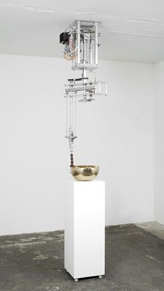 in the presence of nothing - Bharti Kher