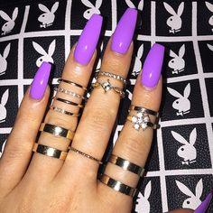 Ballarina nails ☺️