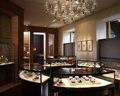 Cartier new flagship store Lucerne, Switzerland
