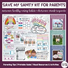 "The transition to distance learning has been difficult for many families. Your children are home all day, and the routine and structure that your school provides is hard to replicate. I created this kit with YOU in mind. By now, I'm sure you are growing tired of hearing, ""But, I'm starving!"" all day..."