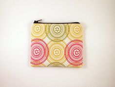 Geometric Coin Purse Small Zipper Pouch Small Make by HahnStitched, $8.00  https://www.etsy.com/listing/196801373/geometric-coin-purse-small-zipper-pouch?ref=sr_gallery_14&ga_order=date_desc&ga_view_type=gallery&ga_ref=fp_recent_more&ga_page=6&ga_search_type=all