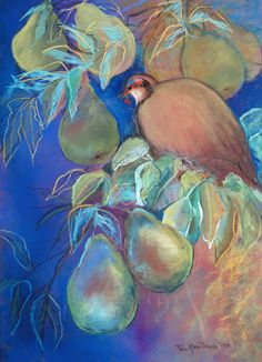 partridge in pear tree | Flickr - Photo Sharing!