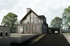 A HOUSE - Baks Arkitekter