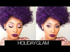 Holiday Glam Makeup Tutorial | Perfect for New Years Eve - YouTube