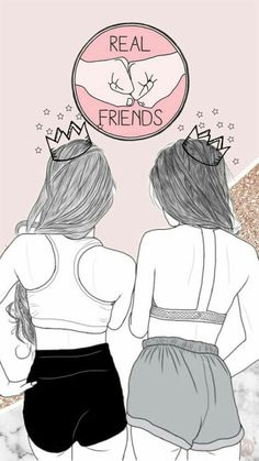 ❤Sigueme como Mïldrëd Røjäs, solo un click y ¡listo! ❤ - So Funny Epic Fails Pictures Best Friend Drawings, Tumblr Drawings, Girly Drawings, Kawaii Drawings, Easy Drawings, Best Friend Pictures, Bff Pictures, Pictures To Draw, Tumblr Girl Drawing