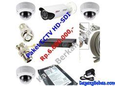 Pasang Camera CCTV High Definition ( HD ) Murah