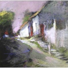 Buy original art paintings for sale. Art Paintings For Sale, City Landscape, Online Gallery, Cityscapes, Rue, Buildings, Artist, Artwork, Cities