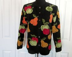 Harvest Sweater, please.