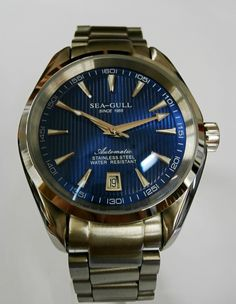 Sea Master_Blue_SPECIAL OFFER_SEA GULL WATCH